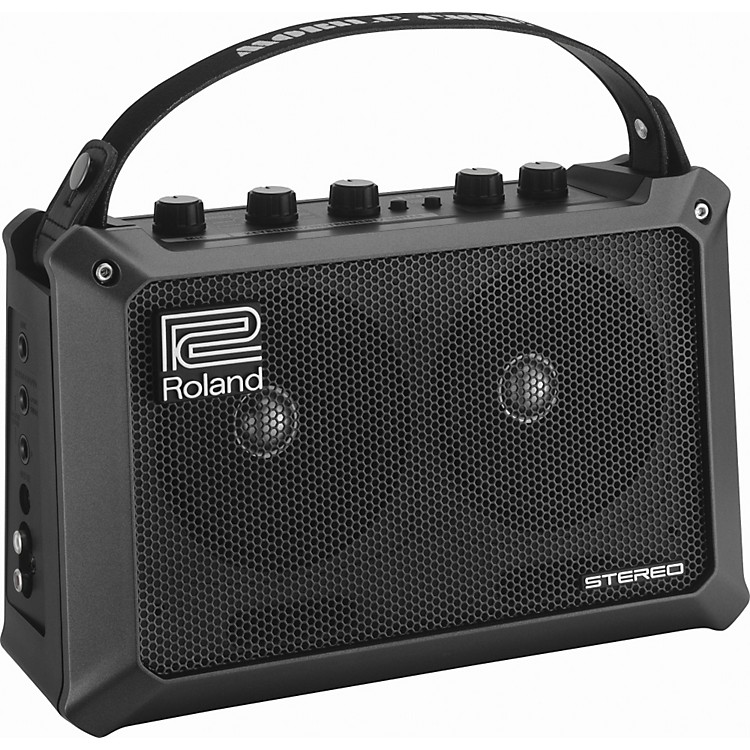 Roland Mobile Cube Battery-Powered Stereo Guitar Combo Amp Black