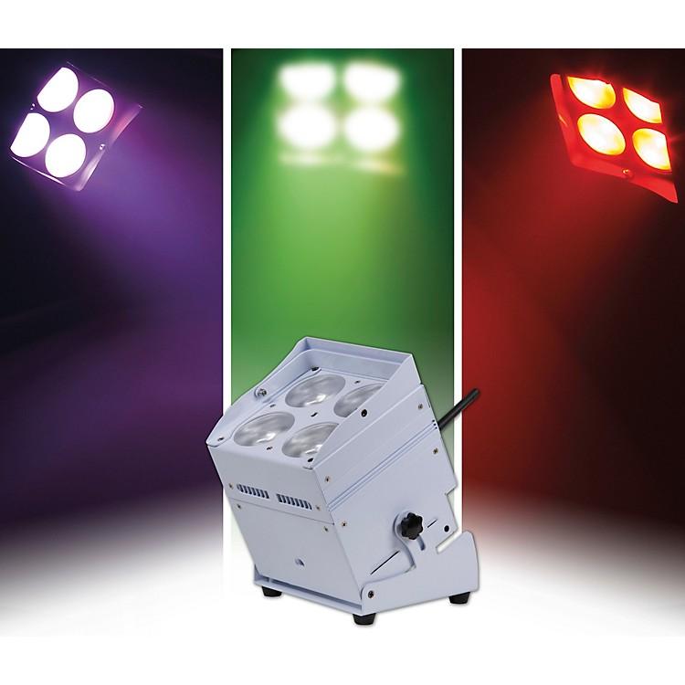 ColorKeyMobilePar QUAD 4 Wireless, Cordless W-DMX RGBW LED PAR Wash LightWhite