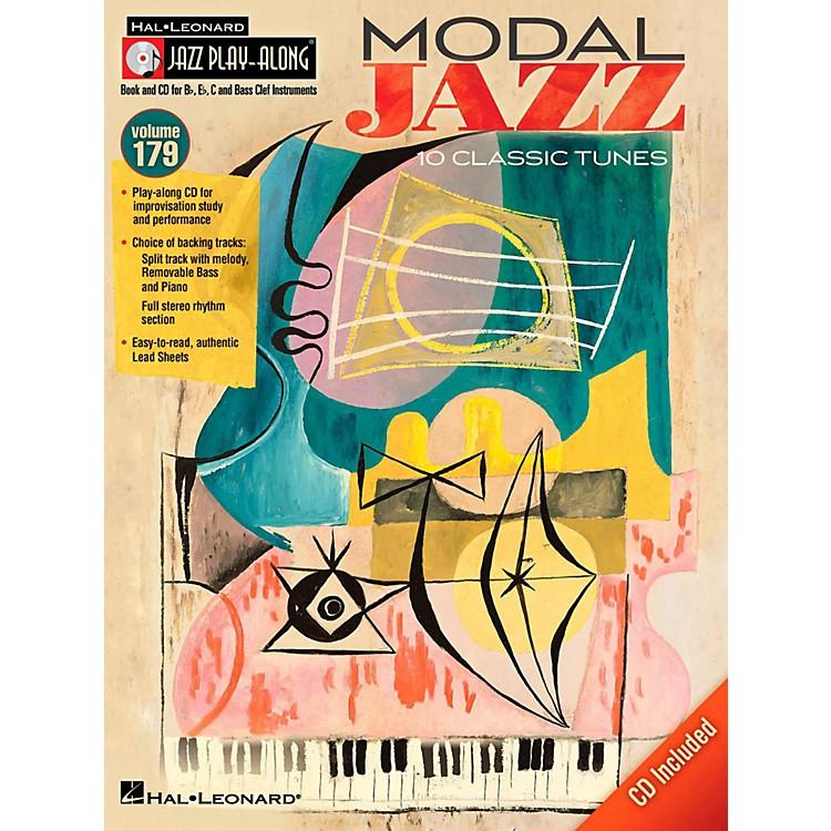 Hal LeonardModal Jazz - Jazz Play-Along Volume 179 Book/CD