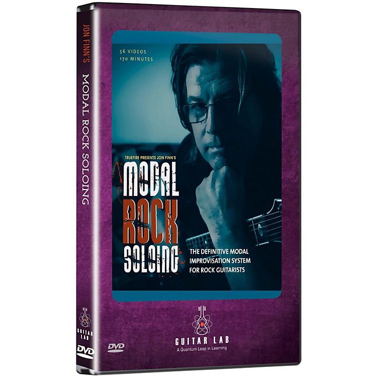 eMediaModal Rock Soloing DVD