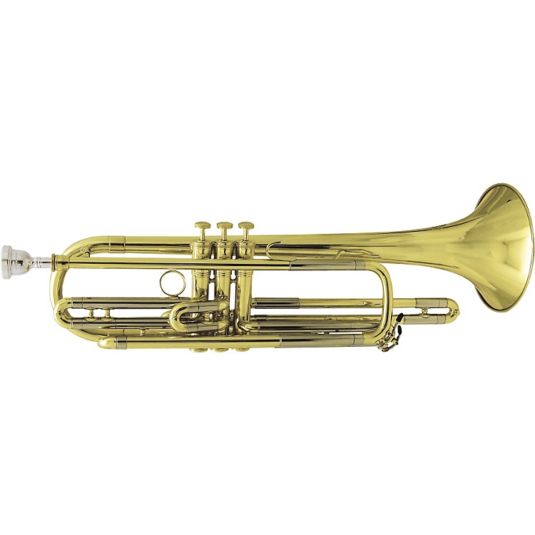 KanstulModel 1088-1 Bass Trumpet in Lacquer