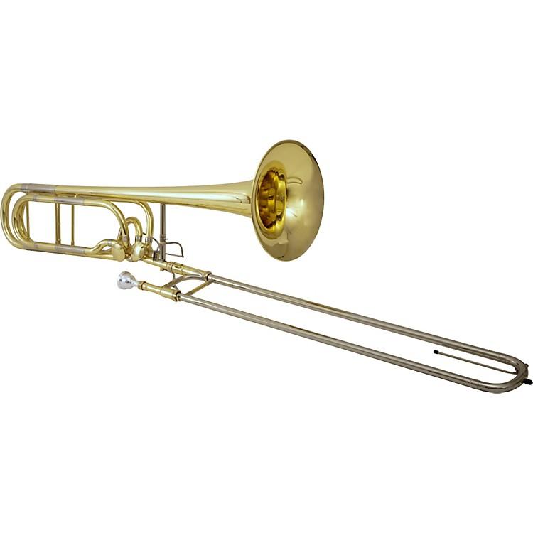 KanstulModel 1690 F/C/Db/A Contra Bass Trombone1690-2 Silver