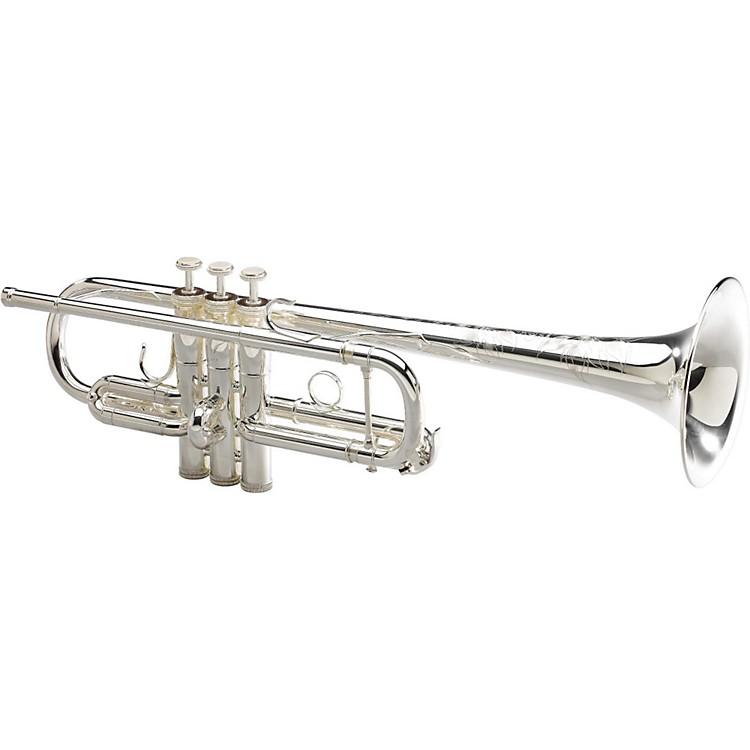 S.E. SHIRESModel 401 Series C TrumpetModel 401 Silver