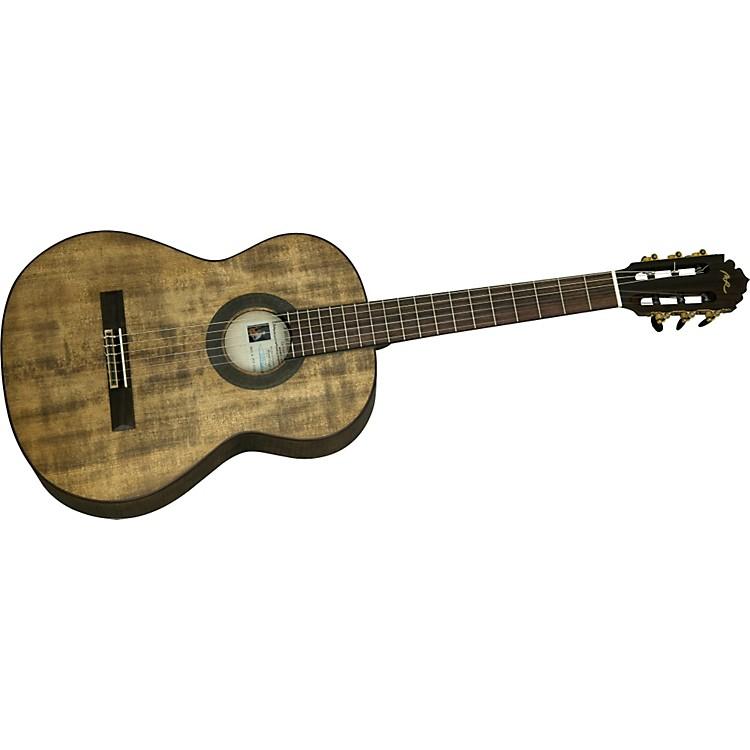 Manuel RodriguezModel A Maple Nylon String Acoustic Guitar - Vintage finish
