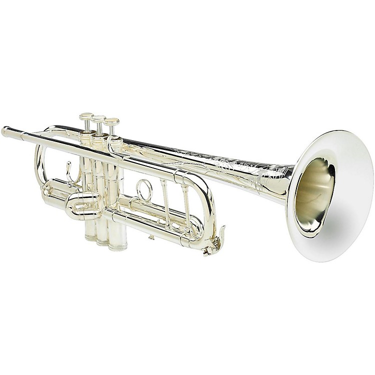 S.E. SHIRESModel AHW Series Bb TrumpetModel AHW Silver
