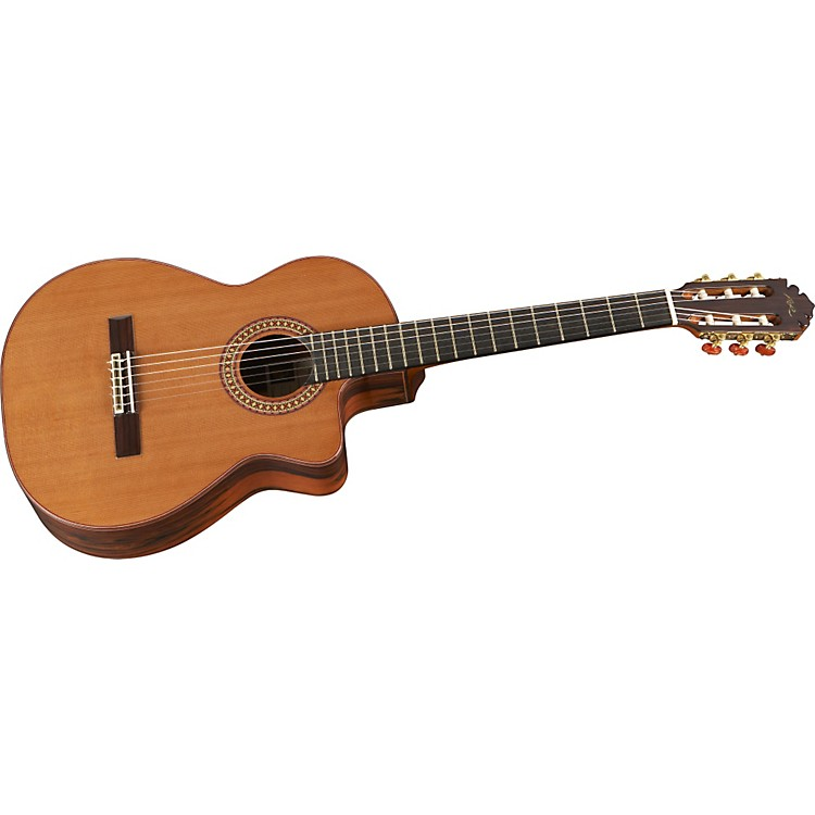 Manuel RodriguezModel D Exotica Nylon String Acoustic Guitar with Cutaway889406764552