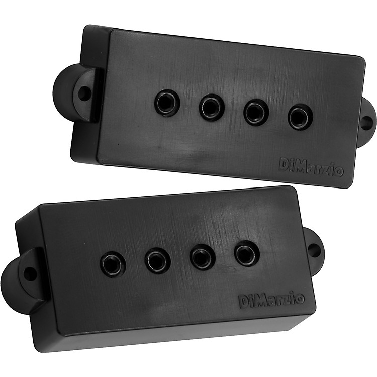 DiMarzio Model P DP122 Replacement Pickup for Fender P Bass Black