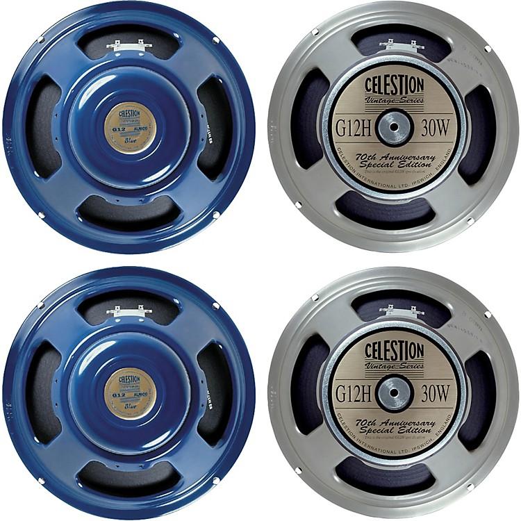 CelestionModern Boutique 4x12 Speaker Set