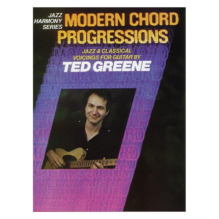 AlfredModern Chord Progressions Book