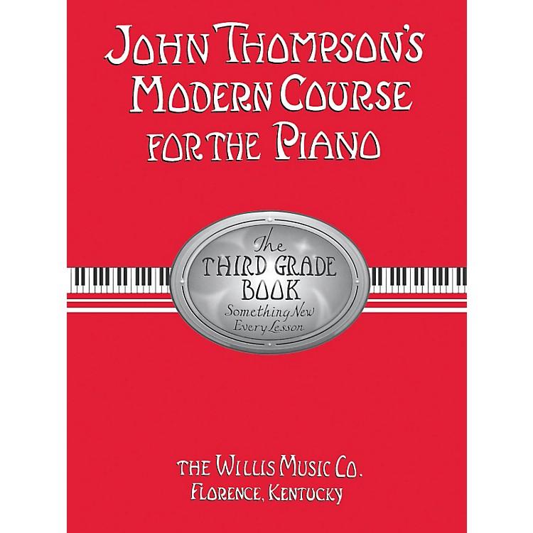 Hal LeonardModern Course For The Piano Third Grade Book