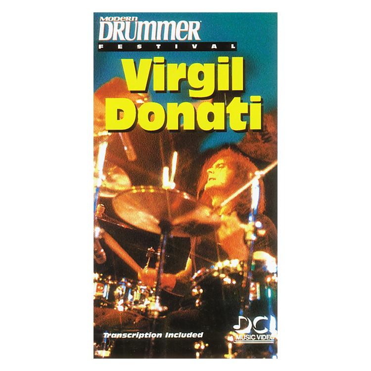 AlfredModern Drummer Festival - Virgil Donati Video