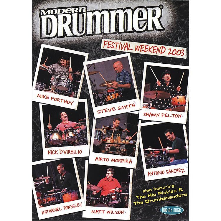 Hudson MusicModern Drummer Festival 2003 (2-DVD Set)