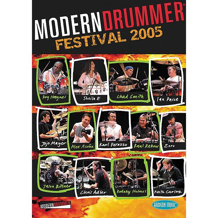 Hudson MusicModern Drummer Festival 2005 (3-DVD Set)