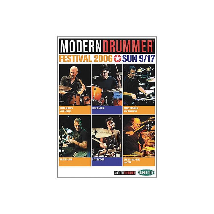Hudson MusicModern Drummer Festival 2006 - Sunday (2-DVD Set)