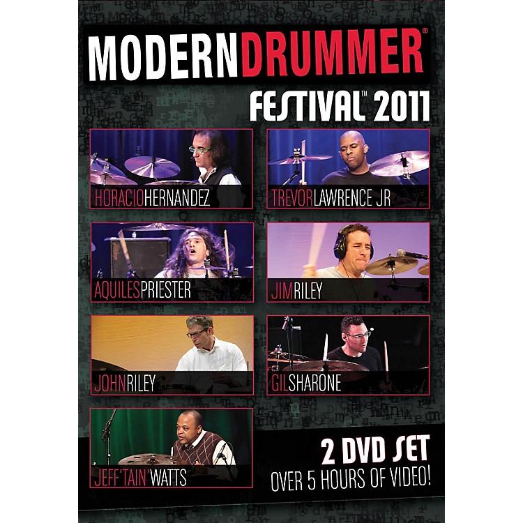 Hudson MusicModern Drummer Festival 2011 2-DVD Set2 Dvd Set