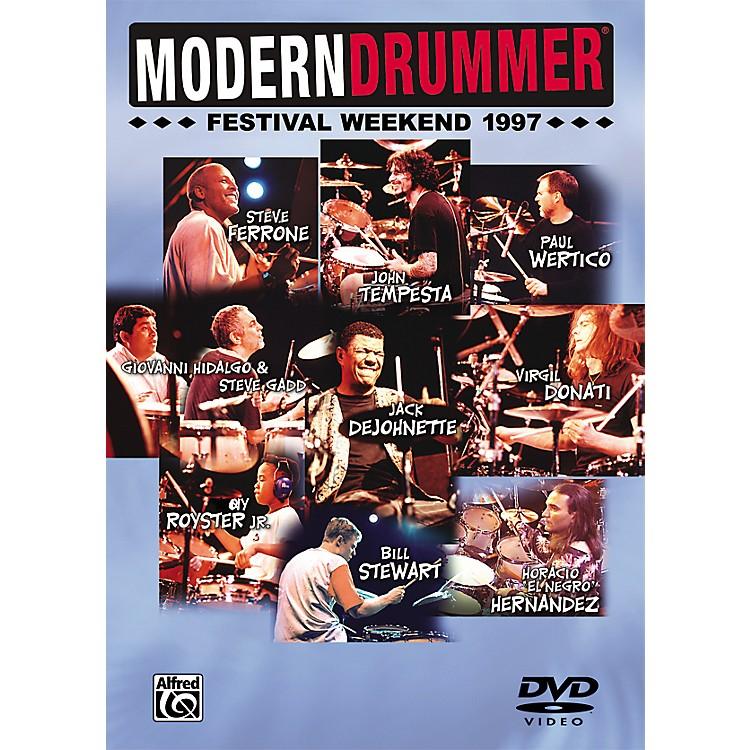 AlfredModern Drummer Festival '97 - 2-DVD Set