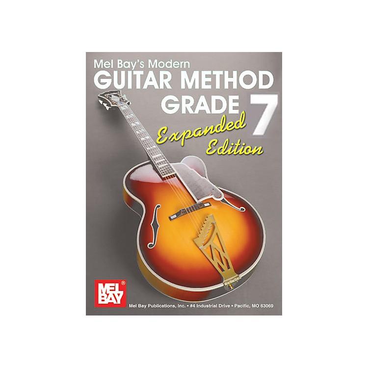 Mel BayModern Guitar Method Grade 7 Book - Expanded Edition