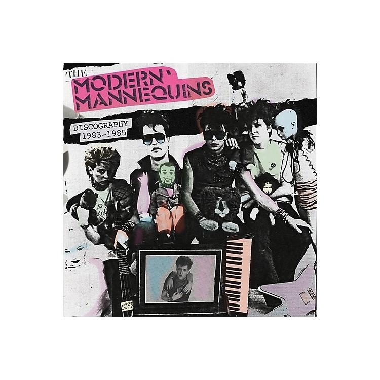 AllianceModern Mannequins - Discography 1983-1985