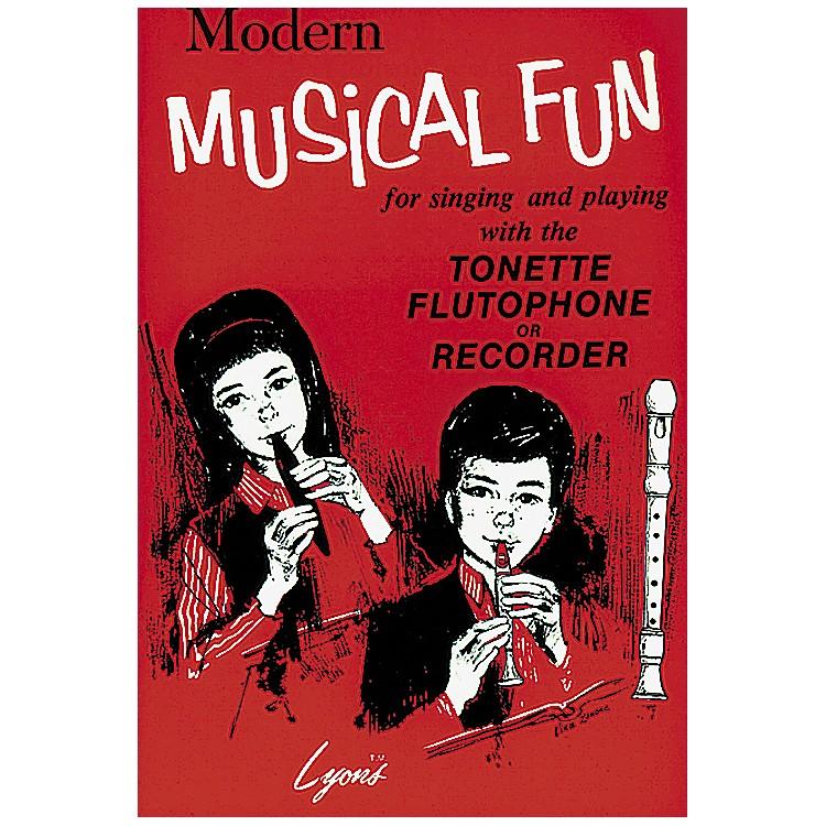LyonsModern Musical FunBook