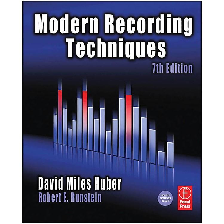 Hal LeonardModern Recording Techniques Book