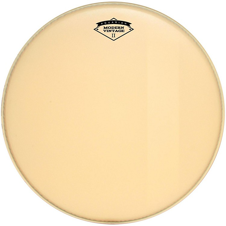 Aquarian Modern Vintage II Bass Drumhead with Felt Strip 26 in.
