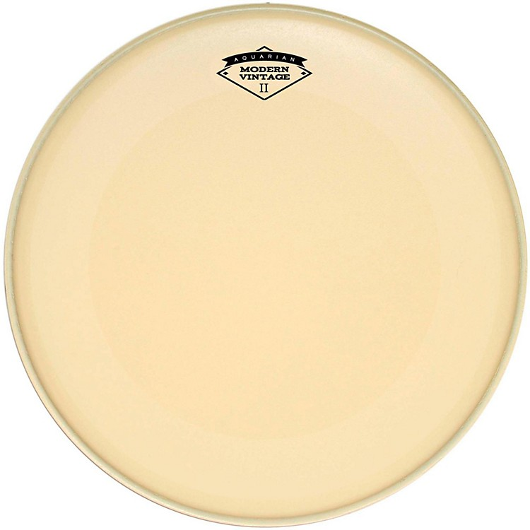 Aquarian Modern Vintage II Bass Drumhead with Super-Kick 18 in.