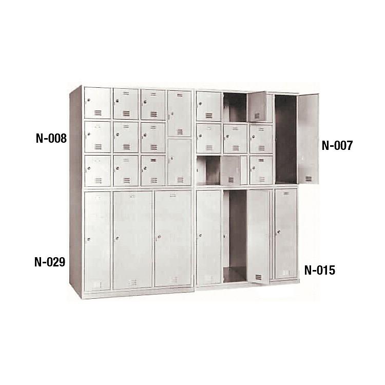 NorrenModular Instrument Cabinets in Black