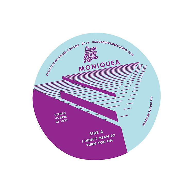 AllianceMoniquea - I Didn'T Mean To Turn You On / Break No Hearts