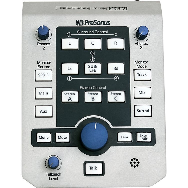 PreSonusMonitor Station Remote for FireStudio