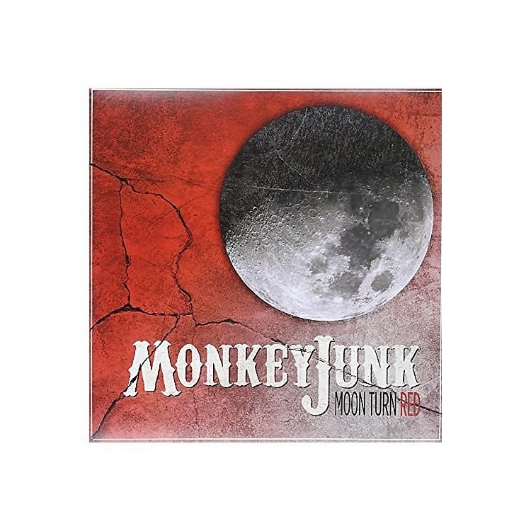 AllianceMonkey Junk - Moon Turn Red (LP)
