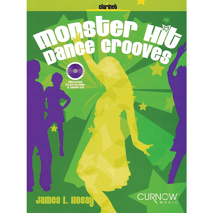 Curnow MusicMonster Hit Dance Grooves (Tenor Saxophone) Concert Band