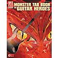 Cherry Lane Monster Tab Book Of Guitar Heroes   thumbnail