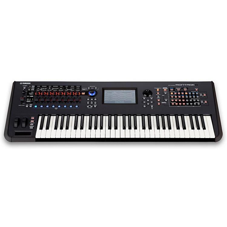 YamahaMontage 6 61-Key Flagship Synthesizer