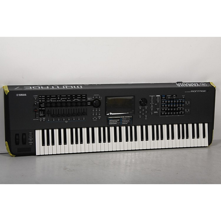 YamahaMontage 7 76-Key Flagship Synthesizer888365907901