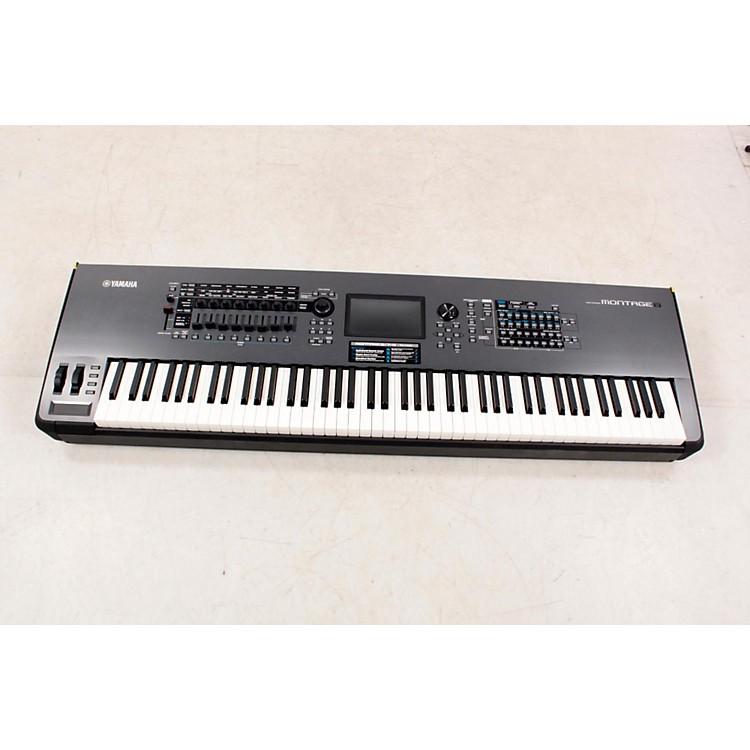 YamahaMontage 8 Flagship Synthesizer888365777702