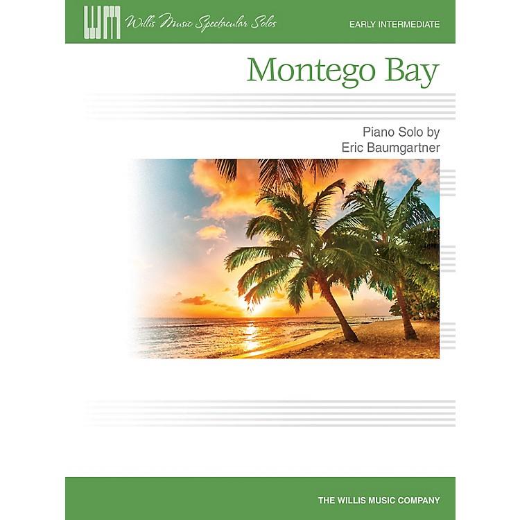 Willis MusicMontego Bay - Early Intermediate Piano Solo by Eric Baumgartner