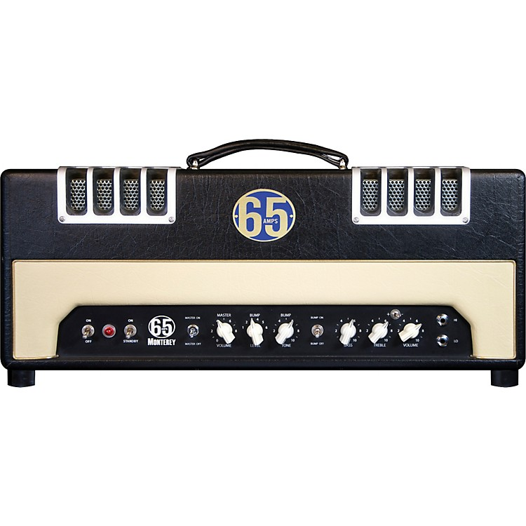 65ampsMonterey 22W Tube Guitar Amp Head