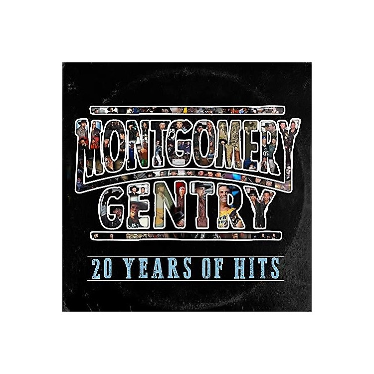 Alliance Montgomery Gentry - 20 Years of Hits (CD)