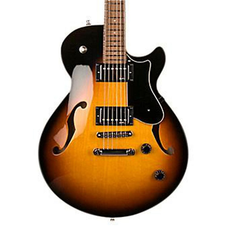 Godin Montreal Premiere Hollowbody Electric Guitar Sunburst