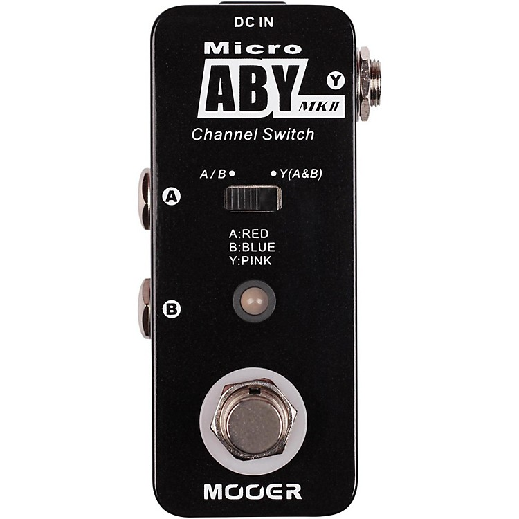 MooerMooer ABY MK2 Switch Effects Pedal