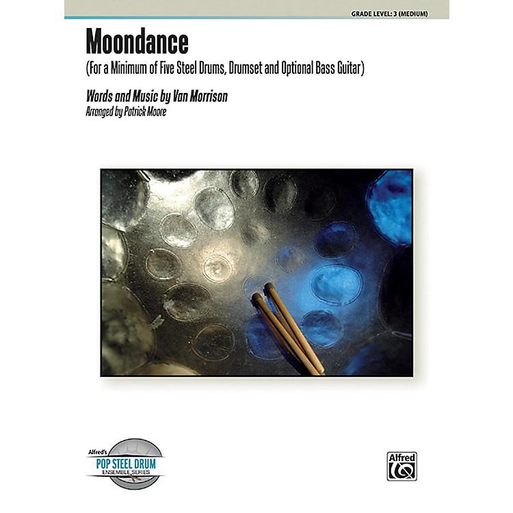 AlfredMoondance Steel Drum Ensemble Score & Parts