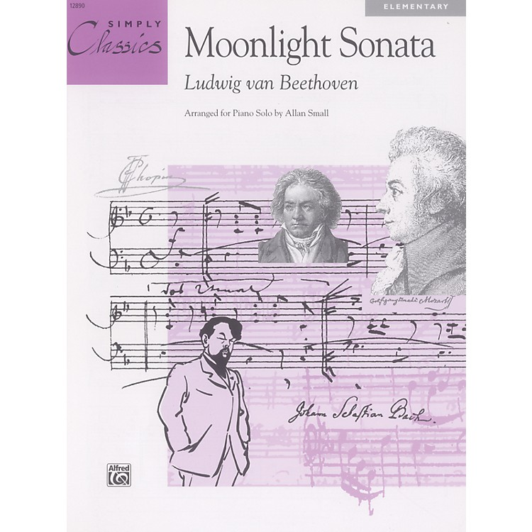 Alfred Moonlight Sonata