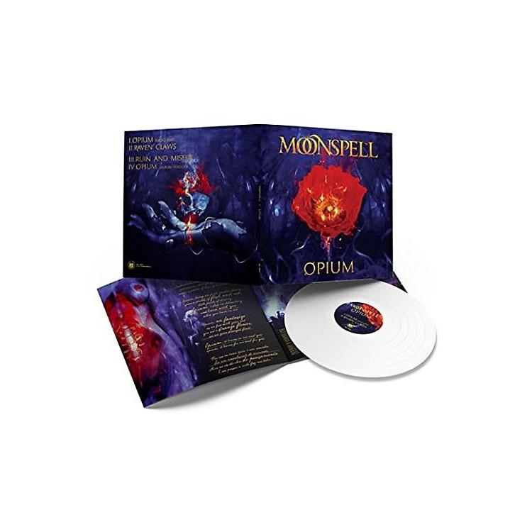 AllianceMoonspell - Opium (White Vinyl)