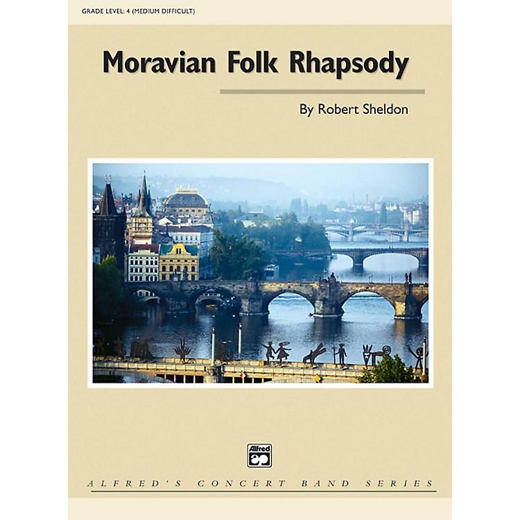 AlfredMoravian Folk Rhapsody Grade 4 (Medium Difficult)