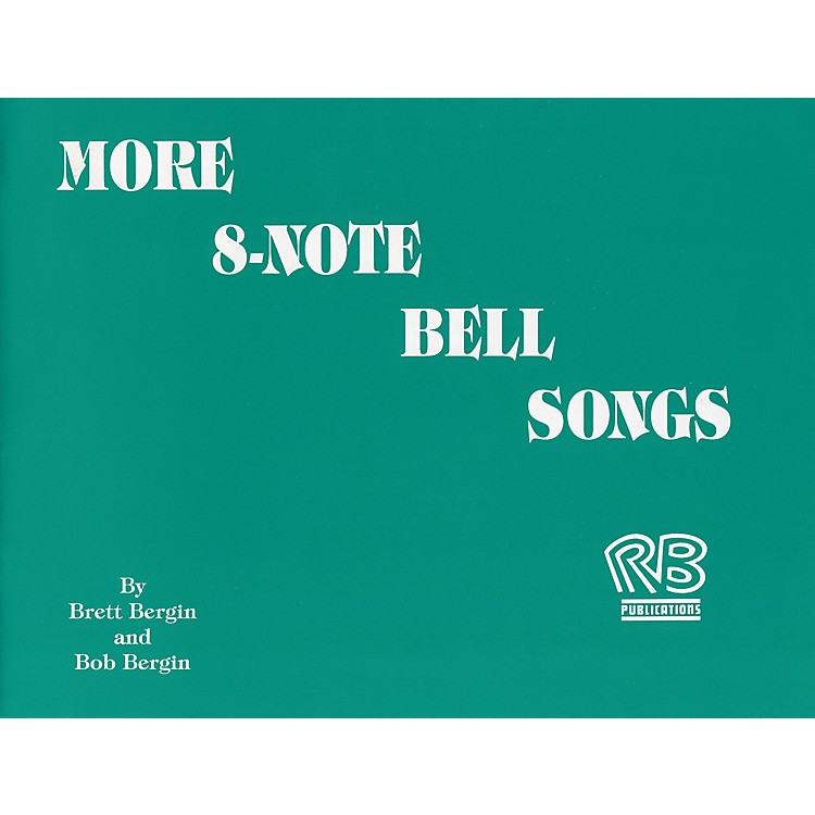 Rhythm BandMore 8-Note Bell Songs Book
