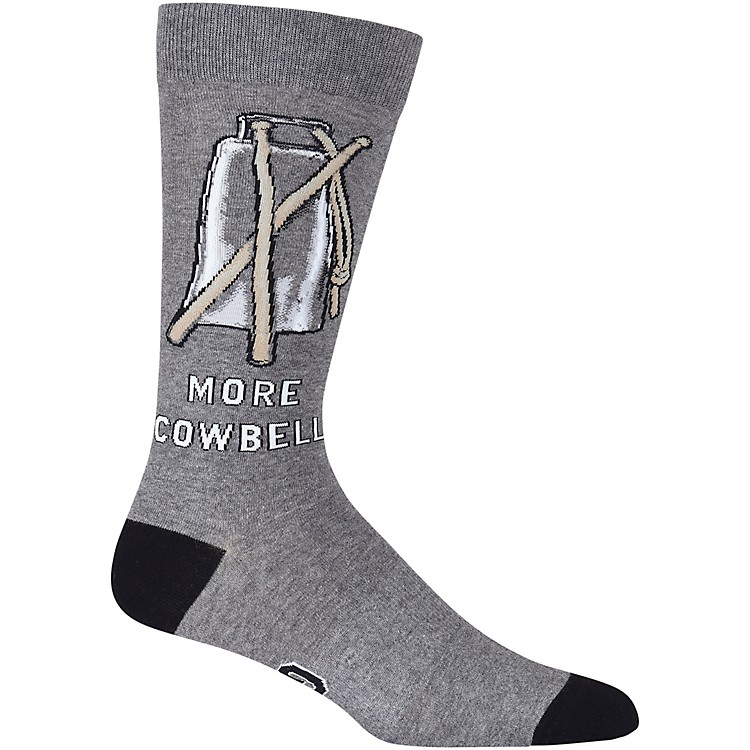 K. BellMore Cowbell Sock
