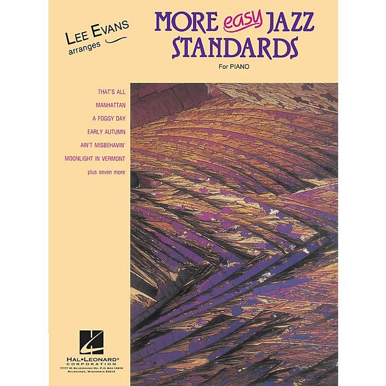 Lee EvansMore Easy Jazz Standards (Lee Evans Arranges) Evans Piano Education Series