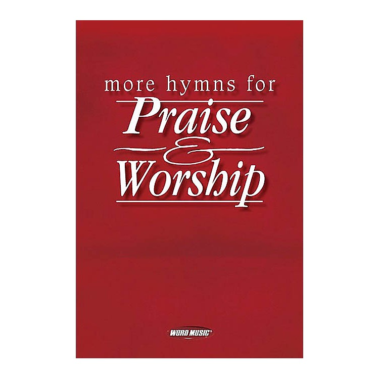 Word MusicMore Hymns for Praise & Worship (CD 10-Pak) Composed by Various