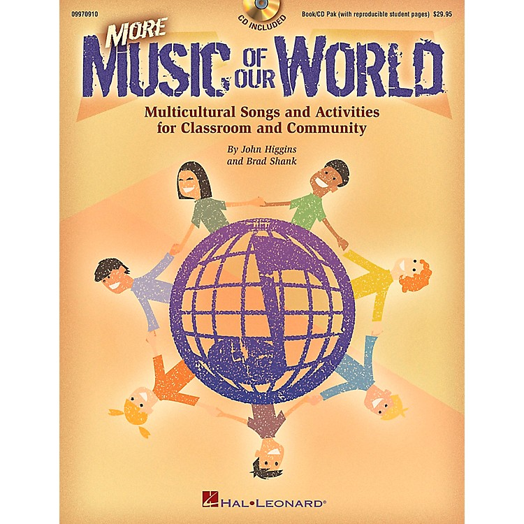 Hal LeonardMore Music of Our World