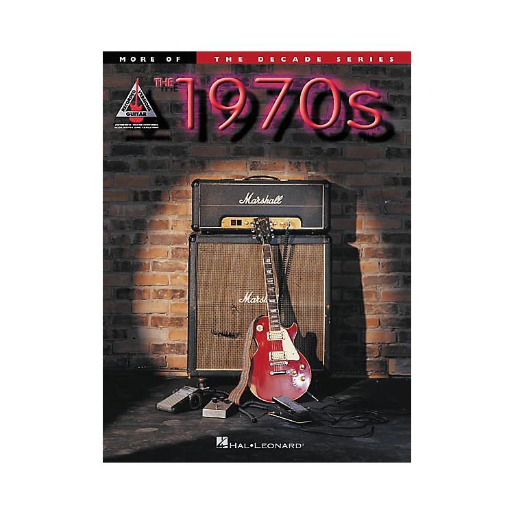 Hal LeonardMore of the 1970's Guitar Tab Songbook